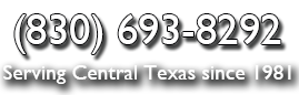 Serving Central Texas since 1981
